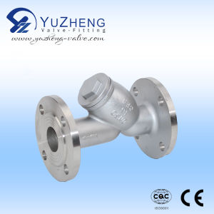 Stainless Steel Y Type Strainer pictures & photos