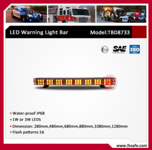 LED Mini Ambulance Warning Light Bar (TBD8733-0.28M) pictures & photos