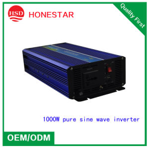 2016 High Quality Pure Sine Wave Power Inverter 1000W pictures & photos