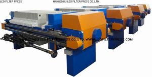 Leo Filter Automatic Membrane Filter Press Machine pictures & photos