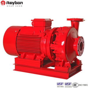 Multi-Stage Fire Fighting Pump with Chinese First UL List Pump