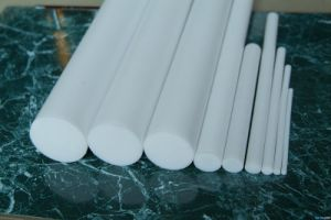 100% Virgin PTFE Extruded Rod