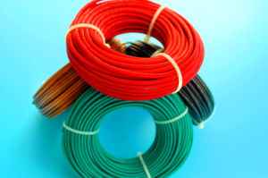 Slicone Rubber Wire 22AWG with UL3211 pictures & photos