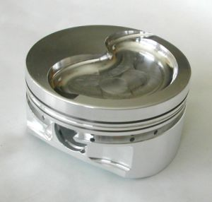 Custom Made Aluminum Engine Piston High Precision Ts16949 Supplier pictures & photos