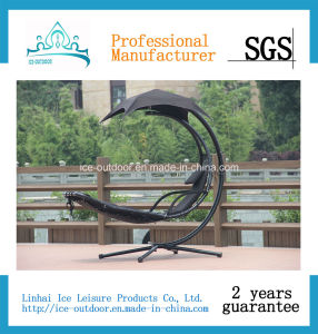 Garden Furniture Rattan Hanging Swing Chair (FH-006)