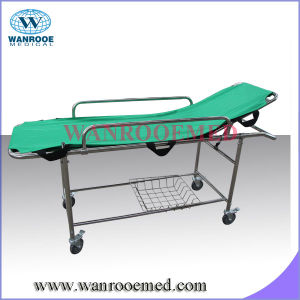 Stainless Steel Transfer Stretcher pictures & photos