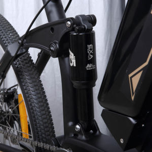700c Full Suspension Mountain Electric Bike En15194 pictures & photos