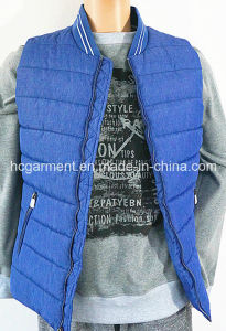 Sports Wear Padded Jacket/Waistcoat for Man/Women pictures & photos