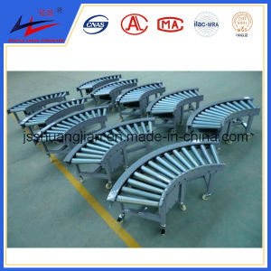 100mm Width Warehouse Roller Conveyor for Package Transport pictures & photos
