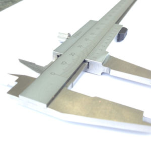 No-Parallax Vernier Calipers Vernier Scale on Same Plane pictures & photos