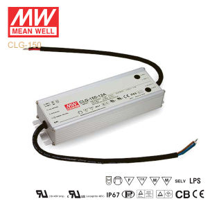 Original Meanwell Clg-150 Series Single Output Waterproof IP67 LED Driver pictures & photos