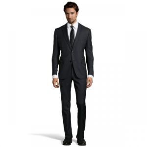 OEM Factory Price Italian Wool Fabric Hand Elegant Men Suit pictures & photos