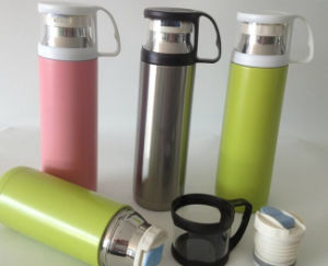 Drinkware Thermos Stainless Steel Vacuum Flask 500ml pictures & photos