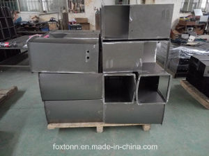 Custom Made Galvanized Steel Fabrication pictures & photos