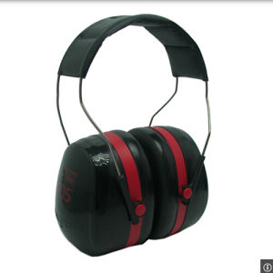 Manufactured Safety Earmuffs for Hearing Protection pictures & photos