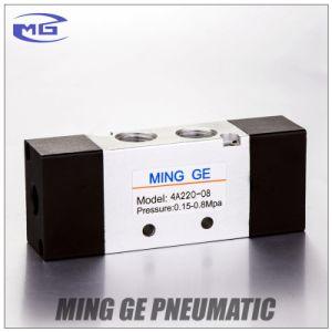 Pneumatic Control Valve (4A Series 4A100, 4A200, 4A300, 4A400)
