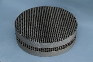 304 316L Stainless Steel Woven Wire Mesh Corrugated Structured Packing pictures & photos