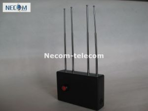 Remote Control Signal Jammer Used on Cars, 433MHz 315MHz310MHz 390MHz Signal Jammer for Signal Blocker pictures & photos