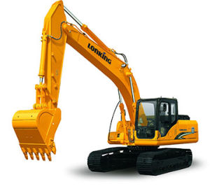 Chinese Lonking 21 Ton / 1.1m3 Hydraulic Excavator pictures & photos