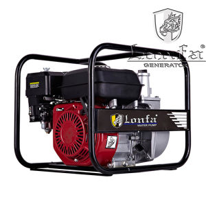 Air Cooled 3 Inch Gasoline Water Pump for Irrigating pictures & photos