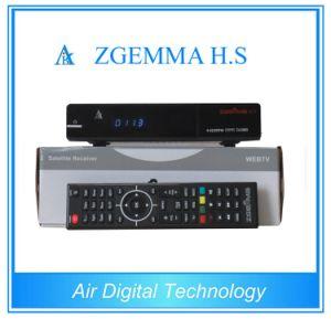 Mini Digital DVB-S2 One Tuner Satellite Receiver Zgemma H. S pictures & photos