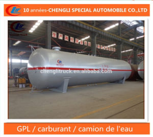 25t LPG Gas Tanker 50cbm/50000L LPG Storage Tank for Sale pictures & photos