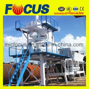 Factory Price 50cbm/H Mobile Cement Batching Plant pictures & photos