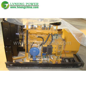 Green Power 10-1000kw Low Consumption Coal Gas Generator pictures & photos