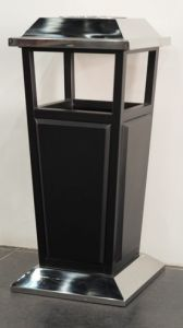 Waste Can for Hotel Lobby and Aisle (YH-127) pictures & photos