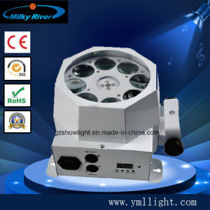 2016 New Products 8*10W 4in1 CREE LED 8 Gobo Effect Light pictures & photos