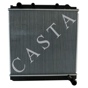 High Quality Auto Aluminum Radiator for Toyota Coaster Kc-Hzb40/41 pictures & photos