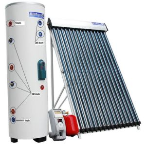Pressurized Type Split Solar Water Heater System pictures & photos