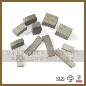 Diamond Tools Segment for Sandstone and Concrete pictures & photos