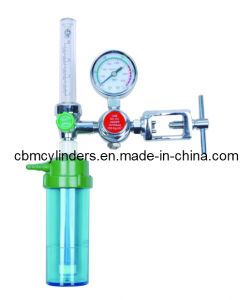 Ce Approved Medical Oxygen Regulator pictures & photos