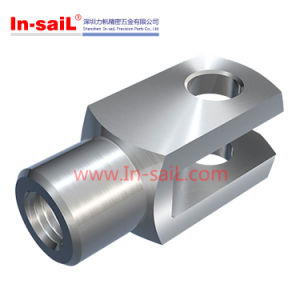 Clevises Coupling, Clevis with Hardened Cross Hole pictures & photos