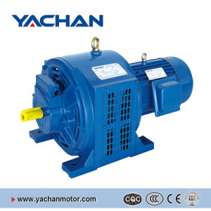 CE Approved Yct Series Electromagntism Speed Regulation Electric Motor pictures & photos