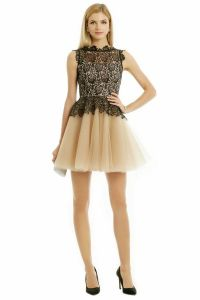 2015 Elegant Girl Party Cocktail Dress