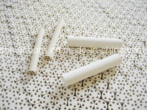 Excellent Insulating 95% Alumina Ceramic Bead pictures & photos