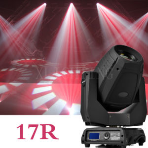 Xlighting New 17r Sharpy 350W Beam Moving Head Effect Light pictures & photos