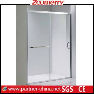 Double Sliding Bypass Door Frame Shower Enclosure (NMJ6122) pictures & photos