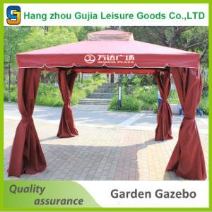 3X4m Outdoor Garden Alum Gazebo with Sidewall Net pictures & photos