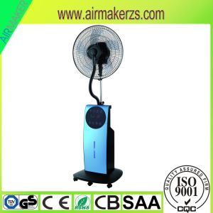 Professional 90W 3.2L Water Mist Stand Fan with Remote SAA/GS pictures & photos