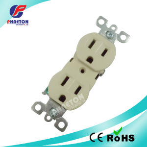 North American 2gang Receptacle Extension Socket pictures & photos