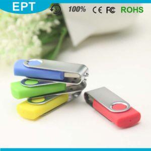 Plastic Diamond Customized Swivel USB Flash Drive (TT001) pictures & photos