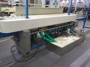 Ce (YD-EM-10) PLC Auto Vertical Straight Line Glass Polishing Edging Machine pictures & photos