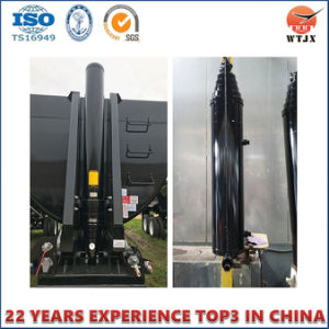 Frontend Hydraulic Cylinder for Dump Trailer Hyva Type Parker Type pictures & photos