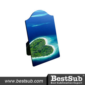 "Promotional 8""*10"" Arched Sublimation Printed Hardboard Photo Frame (HBPF06) pictures & photos"