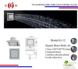 G12 Brass Body Massage Shower Spray Shower Jet pictures & photos