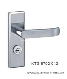 (KTG-5702-012) Satin Finish Hollow Door Lock pictures & photos
