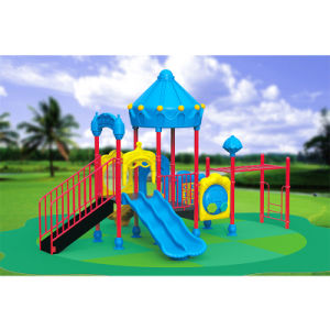 Outdoor Playground--Magic Paradise Series, Children Outdoor Slide (XYH-MH0024) pictures & photos